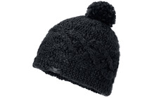 Marmot Women's Chunky Pom Hat black